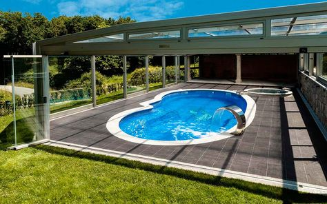 Cubierta Piscinas Pipor Outdoor Decor Outdoor Pool