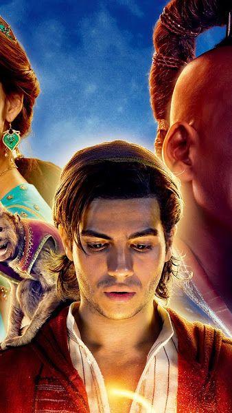 Aladdin 2019 Aladdin Jasmine Genie 4k 3840x2160 Wallpaper