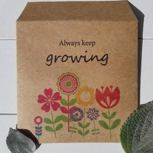 seed included bridal shower favor custom wedding Personalized seed packets for business event advertising for business in bulk