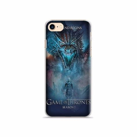 game of thrones white walker king iphone case