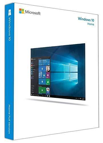 Windows 10 Home USB 64 bit | English | License | USB Flash Drive | Windows 10 Home 32 bit / 64 bit New | 1 PC - Default