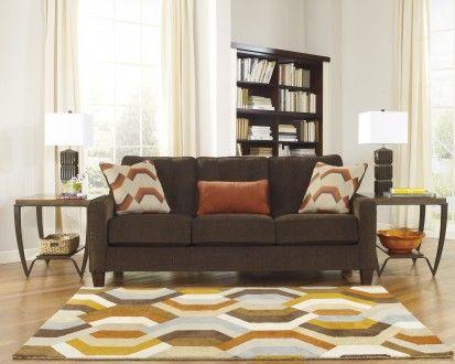 Verbena Chocolate Sofa Decor ideas Pinterest