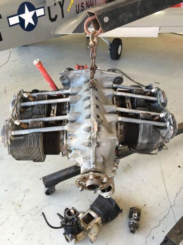 Lycoming O320 B3b Lycoming Engine 0 320 160 Hp Piper Apache
