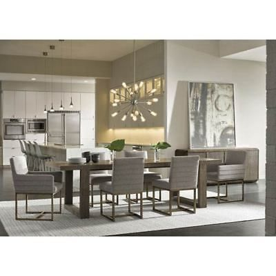 Universal Furniture Desmond Dining Table 647755 Modern Dining
