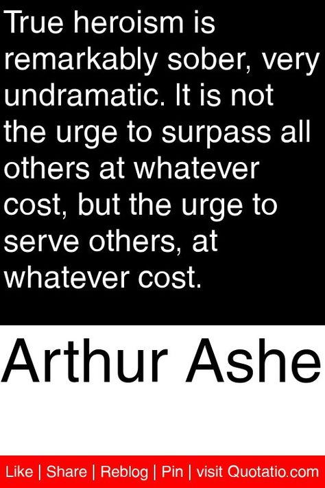 Top quotes by Arthur Ashe-https://s-media-cache-ak0.pinimg.com/474x/d8/0e/1e/d80e1e1c359497ce3e9ccab724494a5f.jpg