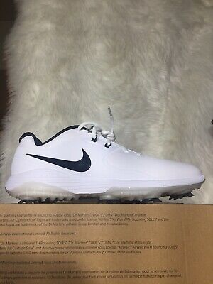 New Nike Men S Vapor Pro Waterproof Golf Shoes White Black Size 10 Aq2197 101 In 2020 Nike Men Waterproof Golf Shoes Golf Shoes