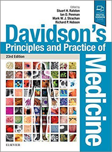 Davidson S Principles And Practice Of Medicine 23rd Edition Ebook Medical Textbooks Davidson Medicine Medicine Book