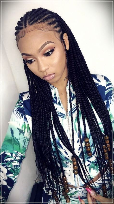 Some Trendy And Beautiful Hairstyles For Black Womenshort And Curly Haircuts Cornrow Hairstyles Hair Styles Natural Hair Styles