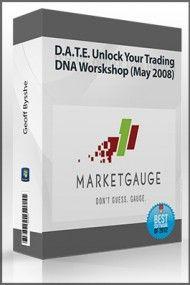 Marketgauge Geoff Bysshe D A T E Unlock Your Trading Dna