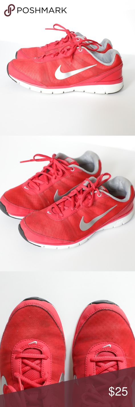 Nike Air Sneakers Training Red Running Sneakers Nike Air