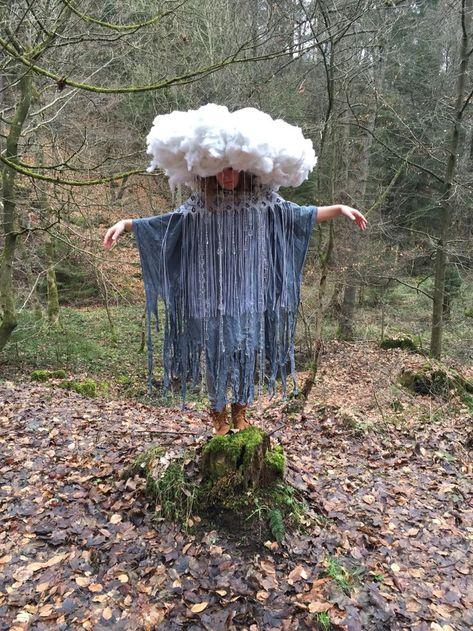 Nuvem de chuva. ...   - Kostüme Karneval - #chuva #Karneval #Kostüme #Nuvem