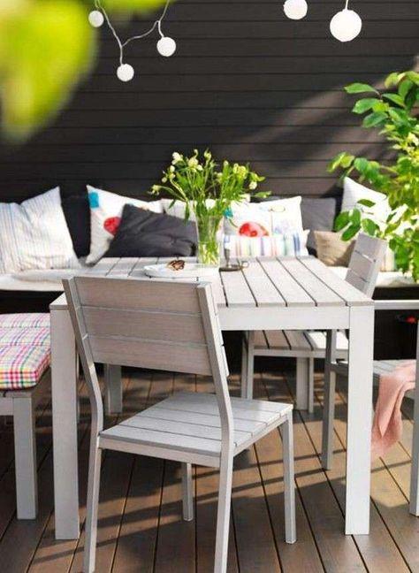 Idee Per Illuminare Il Giardino In Estate Arredamento Giardino
