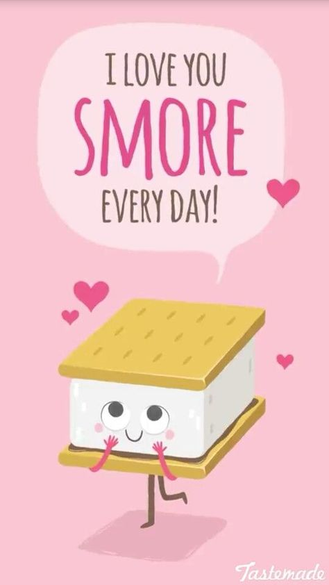 Quotes About Love For Him : QUOTATION – Image : As the quote says – Description Cute Smore!!!