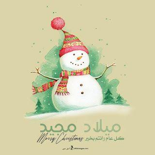 صور عيد الميلاد المجيد 2021 تهنئة بعيد الميلاد المجيد Merry Christmas Christmas Art Snowman Painting Christmas