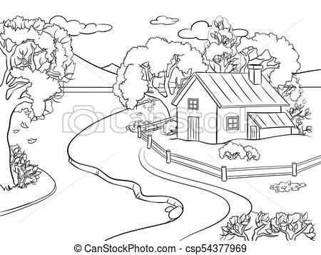 Pin By Dee On Khong Mau Coloring Pages Nature Coloring Books Coloring Pages