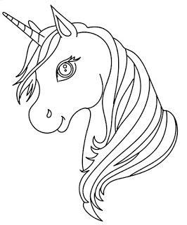 Riscos Graciosos Cute Drawings Cavalos Poneis Zebras E Unicornios Horses Poneys Zebras And Un Unicorn Printables Unicorn Coloring Pages Unicorn Stencil