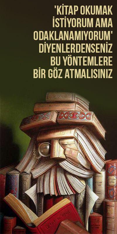 Kitap Okumak İstiyorum ama Odaklanamıyorum' Diyenlerdenseniz Bu ...