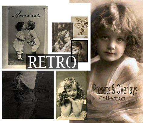 30 Vintage Overlay Film Preset Vintage Overlaycinematic Etsy In 2020 Film Presets Overlays Vintage Paper Textures