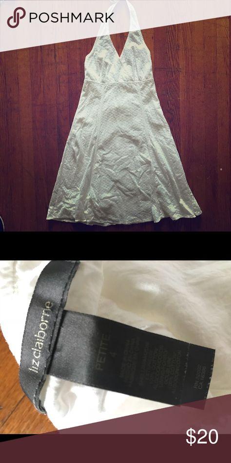 Liz Claiborne midi Petite 4 Liz Claiborne midi Petite 4 100% cotton Liz Claiborne Dresses Midi