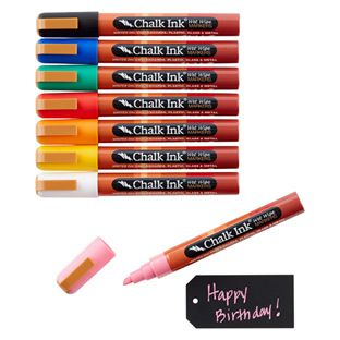 Classic Chalk Markers-could use a color for each class or for editing papers...