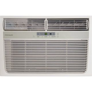 Features Benefits Frigidaire Ffrh11l2r1 11 000 Btu 115v Heat Cool Window Air Conditioner With Remote Control White