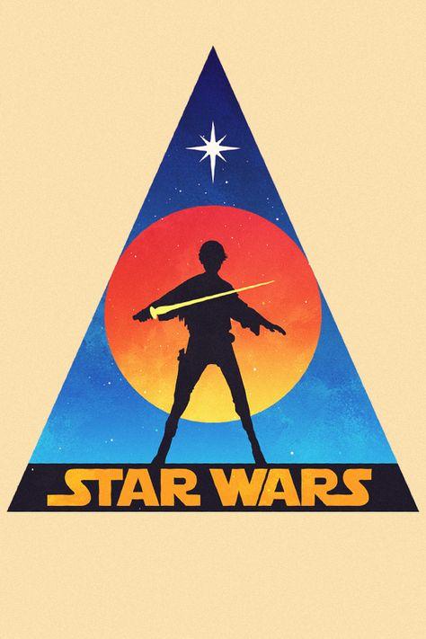 60 Impressive Star Wars Illustrations and Artworks - Inspirationfeed