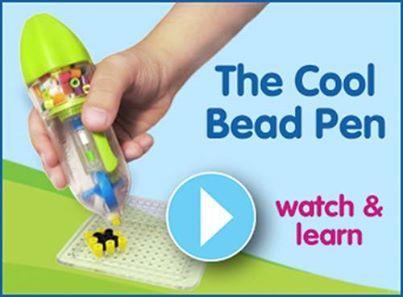 Perler Beads-Bead Pen