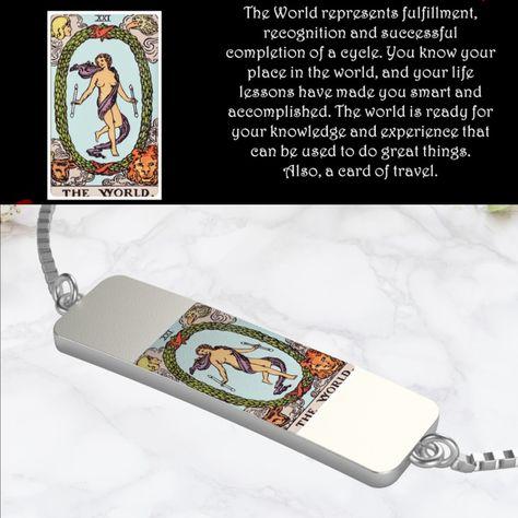 #tarotjewelry #bracelet #silver #slideclasp #tarotcardsdaily #tarotcommunity #dailytarot #raiderwaite #tarotreading #Theworld #tarot #reiki #meditate #reikihealing #reikijewelry #sacredgeometry #7chakras #chakracleansing #chakrahealing #usa #daintyjewelry #healingjewelry #Chakrajewelry #spiritual #witchyvibes #witchcraft #Yoga #gypsysoul #goddess #witchy