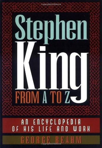 Stephen King from A to Z: An Encyclopedia of His Life and Work - Default