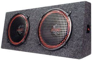 Pyramid Pp15 15 Inch 800 Watt Dual 4 Way Stereo Hatchback System By Sound Around 83 39 The Pyramid Pp15 Is A Drop In Car Subwoofer Stereo Car Audio Systems
