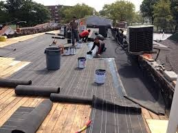 Roofing Contractors Toronto North York Canada Flat Roof Repair Roofing Flat Roof Installation
