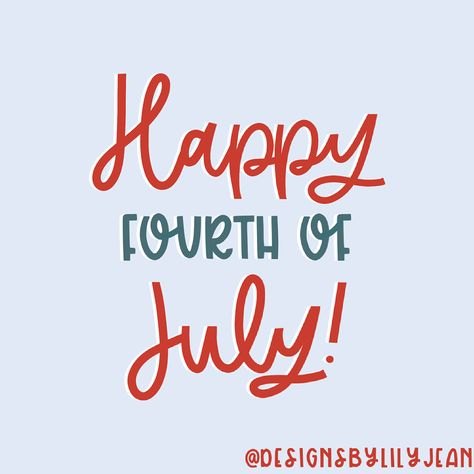 HAPPY FOURTH EVERYONE!! Comment what your doing today! • • • • Tags: #digitalart #procreate #procreateart #procreateartist #procreateillustration #procreatetutorial #illustration #lettering #calligraphy #letteringart #letteringcommunity #letteringdaily #designsbylilyjean #motivation #quotes #behappy #smallbusiness #shopsmall #love #inspiration #lifestyle #goals #believe #positivevibes #happy #happiness #selflove #fourthofjuly #july4th