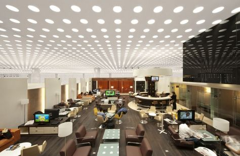 Lounge design  modern lounge design   Lighting   Pinterest