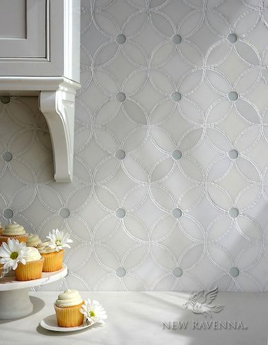New Ravenna 2016 Design Portfolio by New Ravenna Mosaics - issuu Home Decor Kitchen, Home Kitchens, Kitchen Design, Ravenna Mosaics, New Ravenna, Kitchen Tiles, Small Bathroom, Bathroom Colors, Modern Bathroom