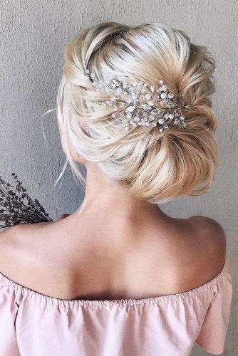 Braidedhairstyles Brautfrisuren Lange Haare Hochzeitsfrisuren Elegante Hochzeitsfrisur