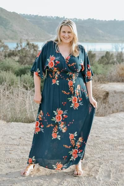 Endless Love Floral Maxi Dress in 2019 | Dresses | Boutique maxi ...