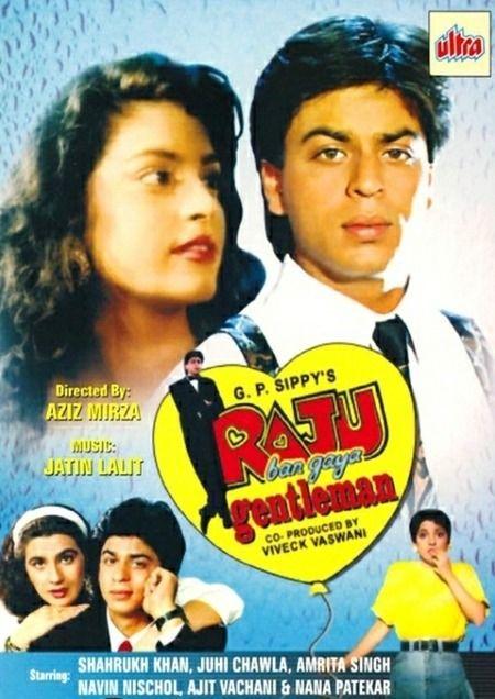Raju Ban Gaya Gentleman (1992) Hindi 450MB HDRip 480p Download