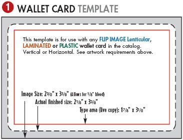 Wallet size cards template insrenterprises wallet size cards template pronofoot35fo Images