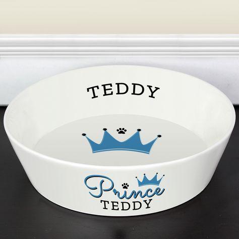 Personalised Pet Bowl Personalised Dog Bowl Ceramic Pet Bowl Dog Water Bowl Lovely Personalised Pet Gift Dog Lovers Gift Pet Bowls Dog Water Bowls Pet Gifts