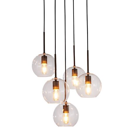 cluster pendant lighting pendant