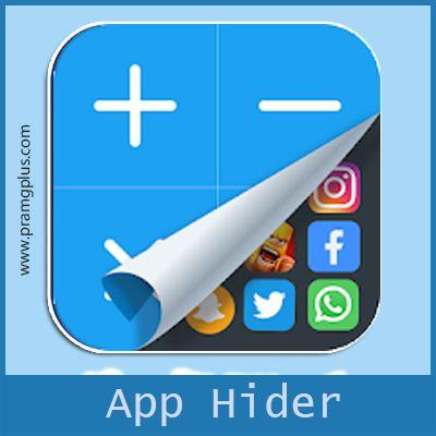 تحميل برنامج اخفاء التطبيقات والالعاب برابط مباشر مجانا للاندرويد Hide Apps App Phone