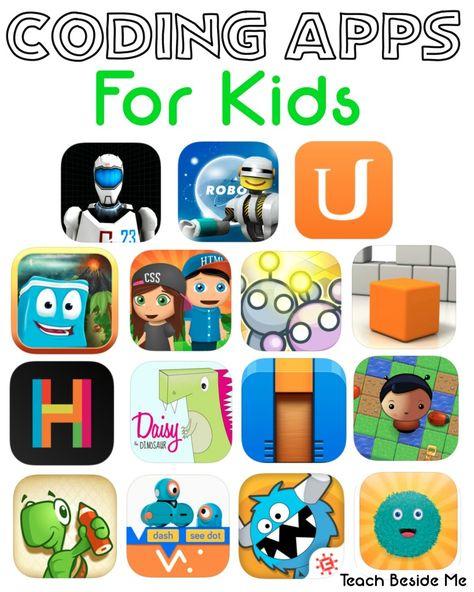 ¡Todos a aprender a #programación con 20 sencillas #apps! #edtech #docentes #familias