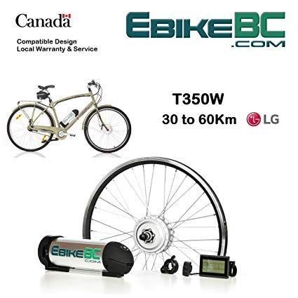 Ebike Kit 350w 500w Electric Bicycle E Bike Complete Conversion