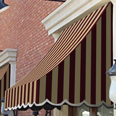 Awntech Nantucket Window Awning Window Awnings Polycarbonate Roof Panels Roof Panels