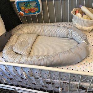 Double Sided Baby Nest Bed Babynest Newborn Co Sleeper Snuggle