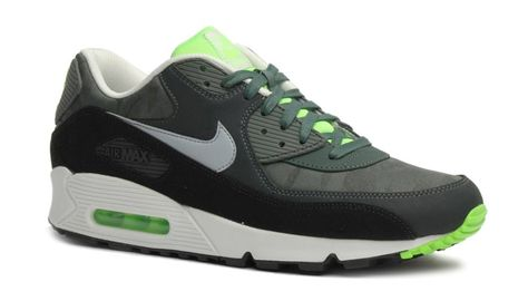 Nike Air Max 90 PRM 'Camo' Vintage Green | Shoessneakers