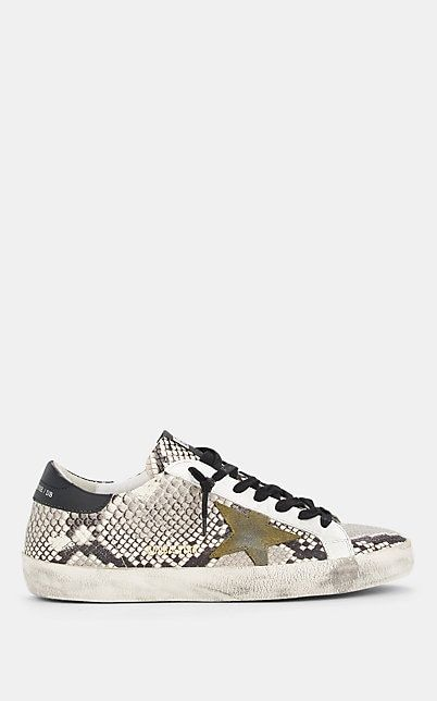 White leather sneakers, Sneakers
