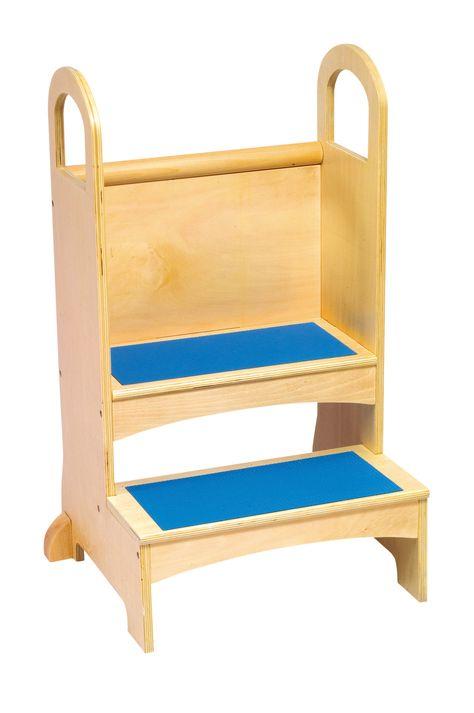 Phenomenal Guidecraft High Rise Step Stool Reviews Wayfair Trap Camellatalisay Diy Chair Ideas Camellatalisaycom