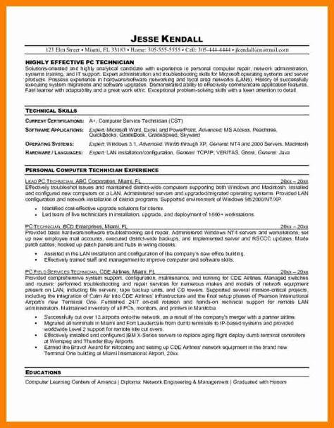 Entry Level Help Desk Resume Elegant 9 Pc Technician Resume Resume Summary Computer Support Good Resume Examples