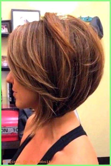 Mittellange Haare Frisuren Braun Bob Frisuren 2015 Frauenfrisurenmittellangbl In 2020 Stacked Bob Hairstyles Bob Hairstyles For Fine Hair Bob Hairstyles